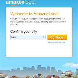 Amazon se lanza al mercado de los descuentos online con un