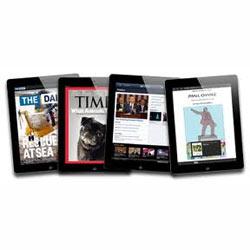 Apple afloja el pulso con las editoriales