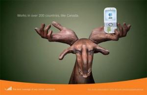 20 ejemplos de publicidad hecha con las manos
