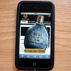 Diesel lanza una innovadora campaña rich media a través del móvil