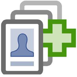 Los usuarios de Facebook tienen más amigos