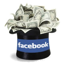 Facebook vale ya la friolera de 70.000 millones de dólares