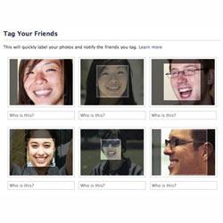 Facebook reconoce ahora tu rostro