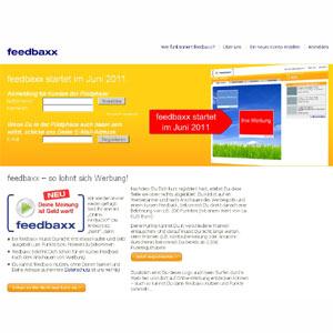 Feedbaxx, la plataforma en la que el internauta recibe un