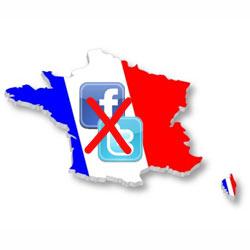 Francia veta las palabras