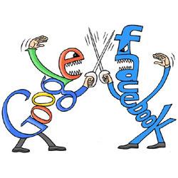Facebook podría superar a Google en ingresos por publicidad