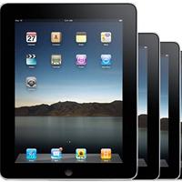 El iPad representa el 89% del mercado mundial de tablets