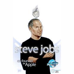 Steve Jobs será el protagonista de un cómic