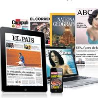 Se presenta Kiosko y más: la alianza de las editoriales para vender periódicos en tabletas
