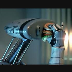 La cadena de hamburgueserías Carl's Jr. sustituye a modelos por robots en su nuevo spot