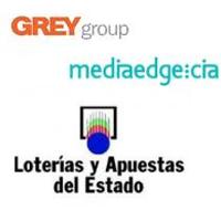El gordo de la lotería cae en manos de GREY y de Mediaedge:cia