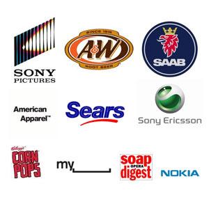 10 grandes marcas que podrían desaparecer en 2012