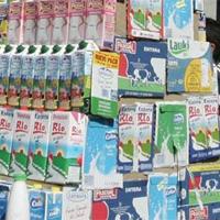 Las marcas de leche se levantan en defensa de su producto