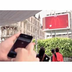 Vallas interactivas, juegos y cupones se dan cita en una sorprendente campaña de McDonald's