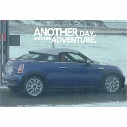 El nuevo Mini Coupé echa a rodar en YouTube