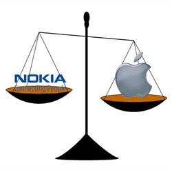 Nokia y Apple entierran el hacha de guerra en sus disputas sobre patentes