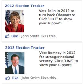 ¿Influirá la publicidad en Facebook en las futuras elecciones?