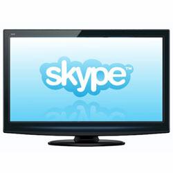 Skype se asoma a la televisión de la mano de Comcast