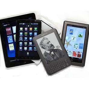 Los medios digitales empiezan a encontrar su mercado en tablets y eReaders