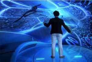 La televisión en 3D del futuro se verá desde esferas herméticas