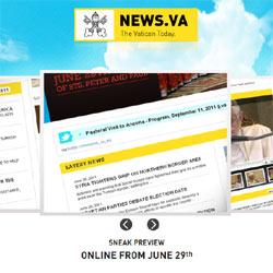 El Papa Benedicto XVI lanza un portal online de noticias