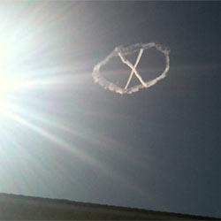 La publicidad toca el cielo en una nueva campaña de