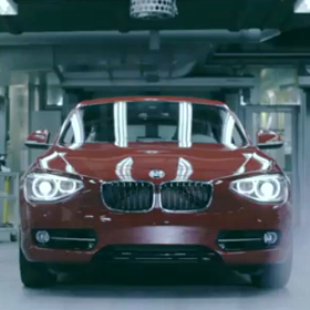 BMW crea una canción solo a base de sonidos de coches de la Serie 1