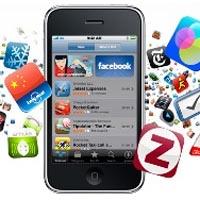 La descarga de apps móviles alcanzará la cifra 182.700 millones anuales en 2015