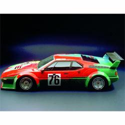BMW saca del museo su colección artística de automóviles para exhibirla en internet