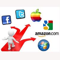 """Apple, Google, Facebook y Amazon, reyes del fenómeno de la """"consumerización"""""""
