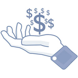 El precio de la publicidad en Facebook se pone por las nubes