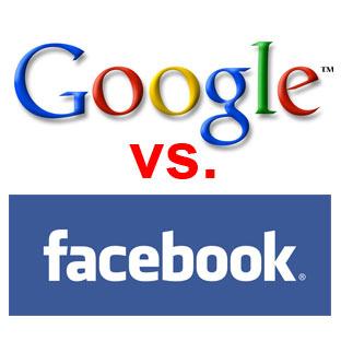 Facebook vs. Google +