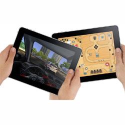 La industria del videojuego pisa el acelerador de la mano del iPad