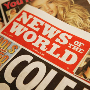 "Murdoch baja definitivamente el telón de ""News of the World"""