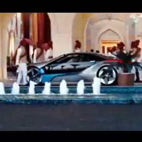 """Un """"futurista"""" BMW se cuela en la nueva entrega de Misión Imposible"""