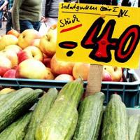 El Ministerio pone en marcha una nueva campaña de promoción de fruta y verdura dirigida al turista extranjero
