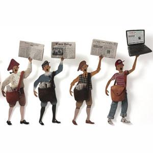 Las 5 tendencias del periodismo del futuro