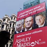 ¿Ha incurrido Ashley Madison en un delito al relacionar al Rey con la infidelidad?
