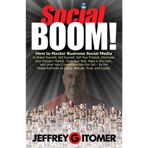 """Social Boom!"" de Jeffrey Gitomer"