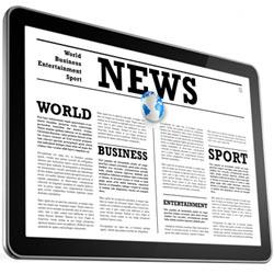 Los usuarios invierten ya más tiempo en la lectura de medios online que en publicaciones impresas