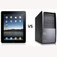 Los usuarios de tablets no consideran que el dispositivo sustituya al móvil o al ordenador