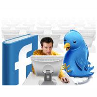 """Twitter y Facebook están ganando la """"guerra del talento"""" en Silicon Valley"""