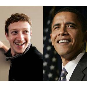 Zuckerberg Vs. Obama: ¿quién genera más ruido en la red?