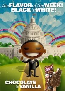Barack Obama, un imán para los anunciantes