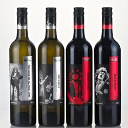 AC/DC lanza The Wine, su propio vino