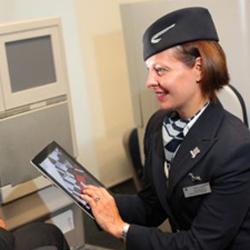 La tripulación de British Airways utilizará iPads para mejorar el servicio al cliente