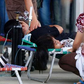Cientos de trabajadores de H&M se desmayan en las instalaciones de una fábrica