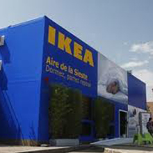 IKEA crea un área de descanso para conductores en Francia
