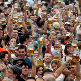 ¡Oktoberfest para todos! Lidl vende entradas para la fiesta bávara por 129 euros