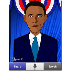 Haz que Obama y Bush digan lo que tú quieras
